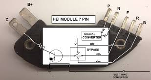 hei troubleshooting page 2 coil in cap Basic Ignition Wiring Diagram at Gm Ignition Module Wiring Diagram Free Picture