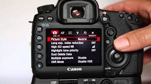 Setting Up A Canon 5d Mark 3 5d Mk Iii For Wedding Photography