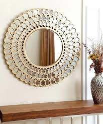 decorative wall mirrors sets decorative wall mirror set beautiful useful and