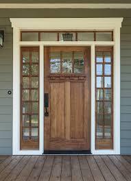 front door accessoriesHardwood Front Doors Examples Ideas  Pictures  megarctcom Just