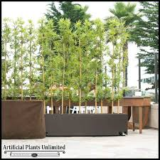 to enlarge fake bamboo tree plants artificial outdoor planter