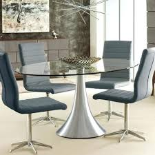 glass dining table oval glass dining table modern glass dining table toronto