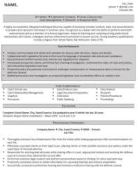 Attorney Resume Inspiration Entry Level Attorney Resume Example And 28 Tips For Writing One ZipJob