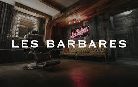 Les Barbares Barbershop Et Salon De Coiffure
