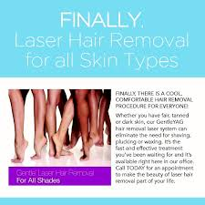 finally laser hair removal for all skin types
