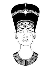 Nu Nefertiti эскизы тату богини татуировки и идеи для татуировок