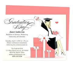 Free Graduation Invitations Make Online To Print Templates