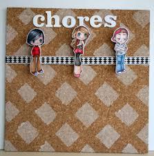 Melissas Chore Chart Tutorial Some Odd Girl Blog