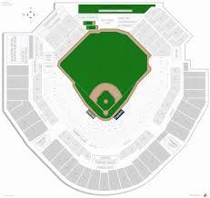 33 Explanatory Dodgers Stadium Map