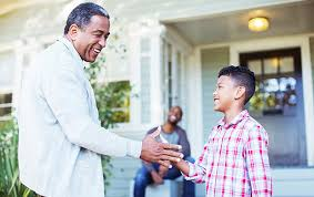 Image result for teaching children interacting with strangers