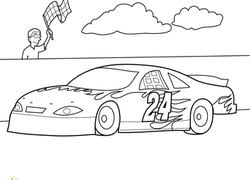 Top 25 race car coloring pages for your little ones. Race Car Coloring Pages Printables Education Com