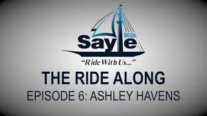 Sayle Oil Company - The Ride Along, Ep 6: Ashley Havens   Facebook