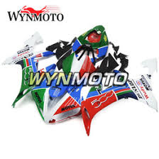 motorcycle fairing kit yamaha r1 green online motorcycle fairing
