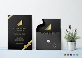 corporate dinner invite corporate dinner invitation design template in psd word publisher