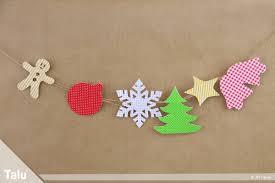 Basteln Mit Papier An Weihnachten Ideen Für Weihnachtsdeko