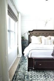 5x8 rug queen bed bedroom design area rugs under placement