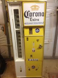 Corona Vending Machine Mesmerizing VINTAGE Cavalier Vendo Coke Beer MAN CAVE VENDING MACHINE CUSTOMIZE