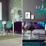 View in gallery Alter the color scheme of your living room with decor  additions