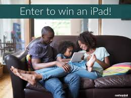cash central ipad sweepstakes