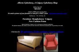 alberta upholstery geoconnections