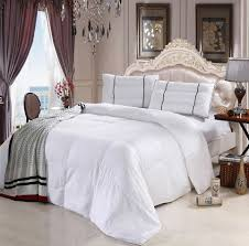 luxurious bamboo down alternative comforter
