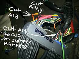 civic bb swap wire to wire iacv conversion and idling here are some pictures to hopefully help i could not get a picture of the actual wiring at the iacv because it is all shrink wrapped and tucked under the