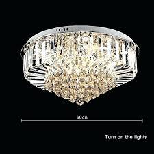 ceiling mount crystal chandelier best interior architecture remodel enthralling flush mount crystal chandelier at chandeliers stylish