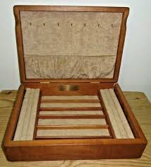 large wooden jewellery box heartwood creations prairie i michael