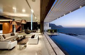 Infinity pool beach house Oceanfront Interior Design Ideas Infinity Pool Interior Design Ideas