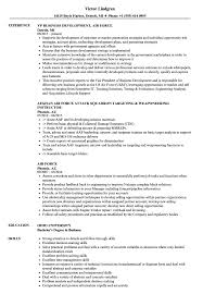 Air Force Military Command Post Administrative Resume Profesional