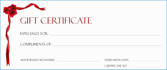 free printable christmas gift certificate templates free printable christmas gift certificate template word admirably