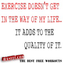 Quotes About Exercise HASfit BEST Workout Motivation Fitness Quotes Exercise Motivation 38