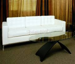 Small Picture Unique White Leather Couch Spot Off My Inside Inspiration Decorating