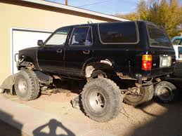 themadscientist1 1990 Toyota 4Runner Specs, Photos, Modification ...