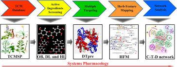 Systems Pharmacology Exploration Of Botanic Drug Pairs