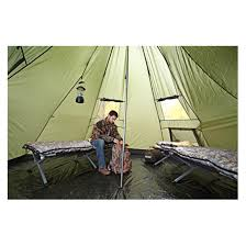 Multiple Room Tents Guide Gear Deluxe Teepee Tent 14 X 14 581521 Outfitter
