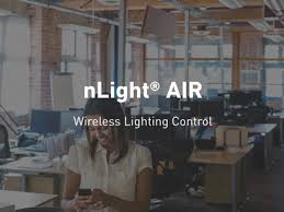 lighting control systems lighting controls solutions nlight® air