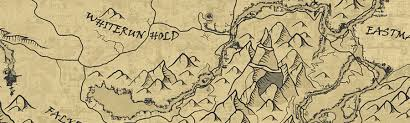 High Quality World Map A Quality World Map And Solstheim Map With Roads At Skyrim