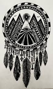 Aztec Dream Catcher Tattoo Unique Amun Ra's Dreamcatcher Hippie Pinterest Aztec Tattoo And