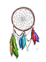 Aboriginal Dream Catchers Dream Catcher Color by packness on DeviantArt 7