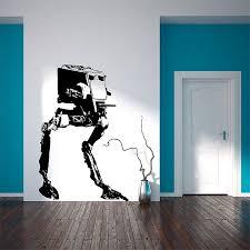 star wars at st simple vinyl wall art decals