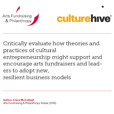 cultural entrepreneurship resilience and innovative business  cultural entrepreneurship resilience and innovative business models