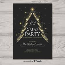 christmas dinner poster christmas flyer vectors photos and psd files free download
