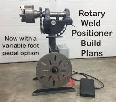 details about rotary weld positioner build plans pdf format arduino controled stepper driven