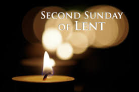 Second Sunday of Lent – Diocese of St. Catharines