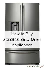 scratch and dent appliances. Perfect Dent How To Buy Scratch And Dent Appliances You Can Save 50 60 On Brand New  Appliances That Have Minor Unnoticeable Defects And Appliances A