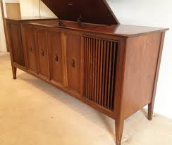 Cabinet Record Player Mid Century Record Player Cabinet Pictures To Pin On Pinterest