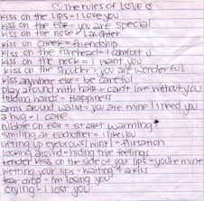 funny rules of love sayings