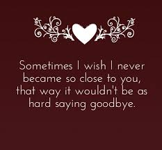 Quotes About Hard Love Delectable Wish I Never Met You Quotes For Separated Love Couples