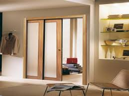 decor glass double pocket doors with modern design for wooden double sliding pocket door with frosted